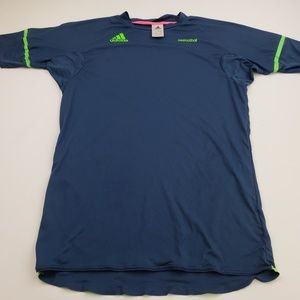 Adidas Free Football Mens Soccer Practice Jersey S